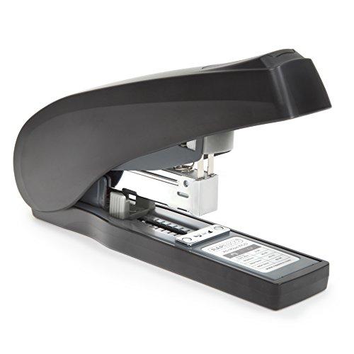 Rapesco 1170 ECO X5-90ps Hochleistungshefter Tacker (Reduzierter Kraftaufwand) Büroheftgerät Schwarz