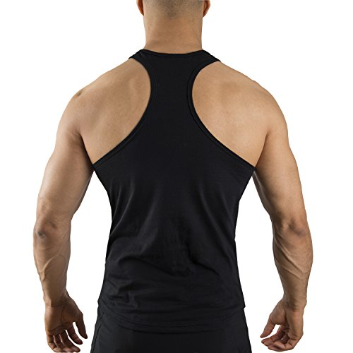 Elite-Body-Squad-Black-Mens-Gym-Vest-Muscle-Sports-Gym-Sleeveless-Tops-for-Bodybuilding-Cross-Fit-Fitness