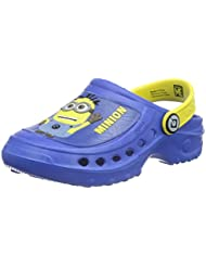 Minions Boys Kids Clog Sandals And Mules - Zuecos Niños