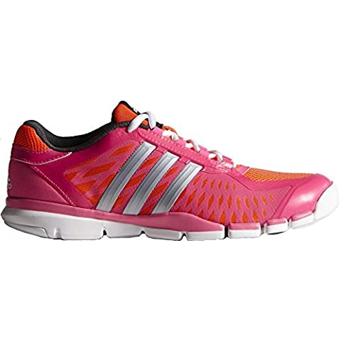 Nuovo Adidas A 360 Controllo Cross Trainer solare rosa / rosso 6