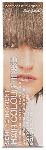 Stargazer Products Natural Tone Semi-Permanente Haarfarbe Braun, 1er Pack (1 x 70 ml) -