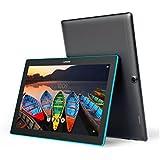"""Lenovo TAB 4 X103F Tablette tactile 10,1"""" ( SSD 16 Go, RAM 1 Go,  Android 6.0, SATA, Noir ardoise)"""