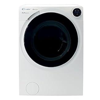 Candy-BWM-128PHN71-S-Waschmaschine-freistehend-Frontlader-8-kg-1200-Umin-A-Schwarz-Wei–Waschmaschinen-freistehend-Frontlader-Schwarz-Wei-Touchscreen-Schwarz-Edelstahl