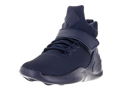 Nike Kwazi (GS), Scarpe da Basket Bambino, Azul (Midnight Navy / Midnight Navy), 37 1/2 EU
