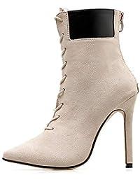 a0f395f6041db Amazon.es  ZARLLE Botas - 37   Zapatos para mujer   Zapatos  Zapatos ...
