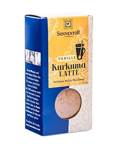 Image of Sonnentor Bio Kurkuma-Latte Vanille, 60 g