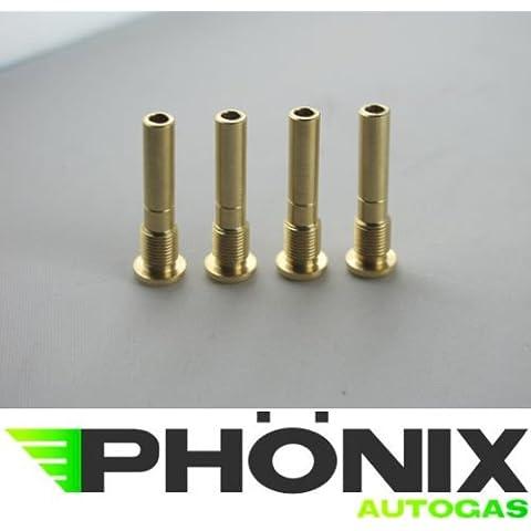 Phönix Auto Gas Hana Oro Magician Boquillas para inyector 18–25kW Pro Cilindro (2,48Euro/pieza)