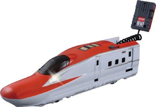 Plarail - BS-02 [Let's play microphone! Big Plarail] Series E6 Shinkansen (Model Train)