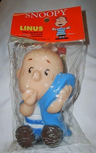 peanuts-linus-van-pelt-vinyl-squeak-toy-snoopy-friend-by-snoopy