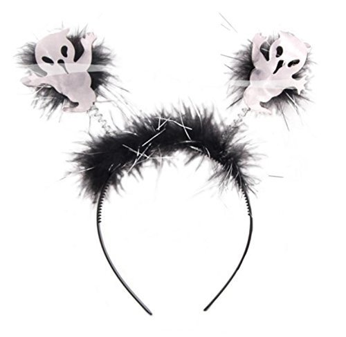Halloween-Kopfbügel mit 2 Geistern (Halloween Kopfbügel)