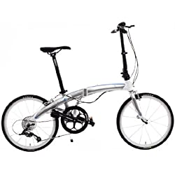 Dahon FD3101 - Bicicleta , 20 in, color negro
