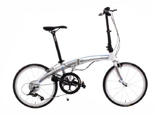 Dahon FD3101 - Bicicleta , 20 in, color negro