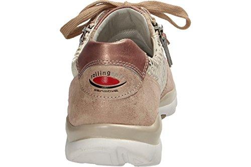rame Gabor Damen Sneakers Rollingsoft Rose 8qYSwIq