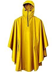 BIKEBELLE® PONCHO DE VÉLO | Imperméable à l'eau | Poncho de pluie | Impermeables | La pluie Cap | Protection de pluie | Capuchon