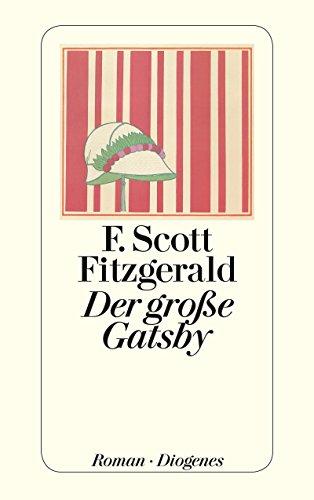 Buchseite und Rezensionen zu 'Der große Gatsby (detebe)' von F. Scott Fitzgerald