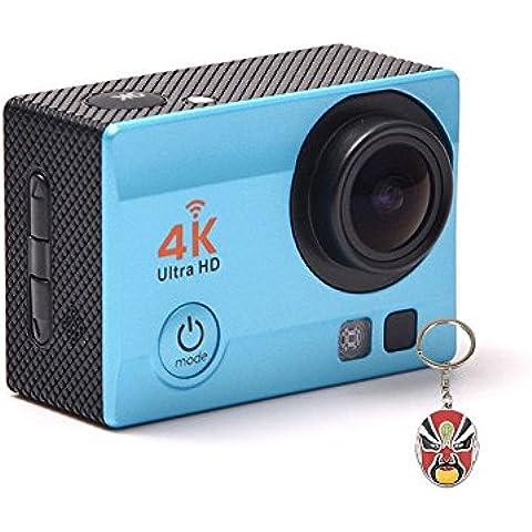 Boblov SJ9000 4K HD WiFi Deportes acción de la cámara 2.0
