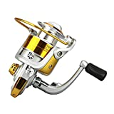 Mulinelli h. Eternal spinning Reel Fishing Gear BL1000 – 7000 5.5: 1 mulinello 12BB Fly Wheel Full Metal Speed ratio: 5.5:1 Bl2000