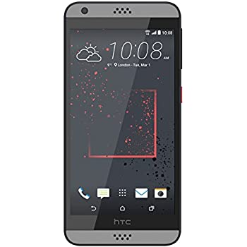 buy online 9f056 3d998 HTC 16 GB Desire 650 UK SIM-Free Smartphone - Dark Blue: Amazon.co ...