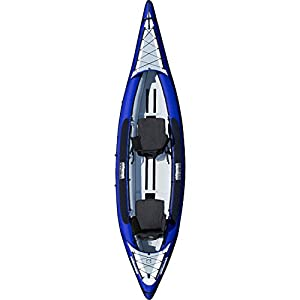 Aquaglide Columbia XP 2 Man Touring Kayak + 2 FREE PADDLES + PUMP from Aquaglide