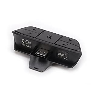 kogoda Stereo-Headset Audio Mikrofon Stereo-Adapter für Xbox One Controller Black11