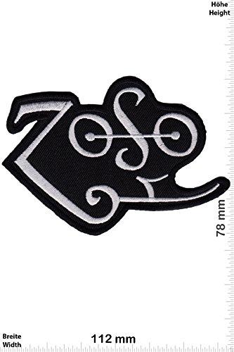 Parches   Zoso   Led Zeppelin   Silver   Música