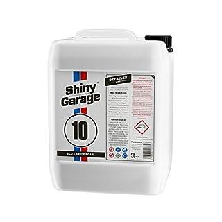 Shiny Garage Blue Snow Foam Shampoo blauer Schaum Reinigungsschaum 5 L Liter