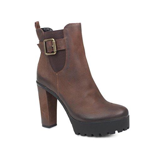 Schutz 43040002, bottines femme brown