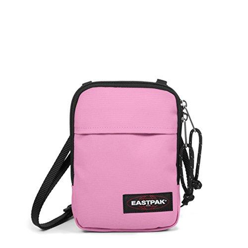 Eastpak Buddy Borsa a Tracolla, 0.5 Litri, Blu (Double Denim) Rosa (Coupled Pink)