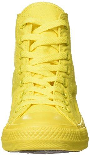 Zzz Giallo Adulto Alte Converse Unisex Sneaker TRdwRxpqO
