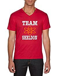 Touchlines Herren T-Shirts Team Sheldon