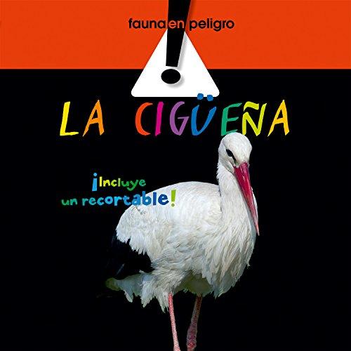 La cigüeña (Fauna en peligro) por Elisenda Queralt