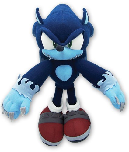 GE Animation Sonic the Hedgehog Werehog Plush (GE-8919)