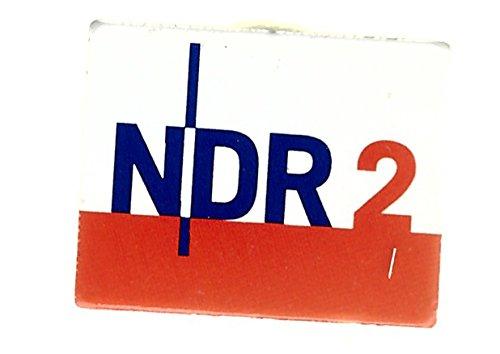 Preisvergleich Produktbild NDR 2 - Logo - Pin aus Metall