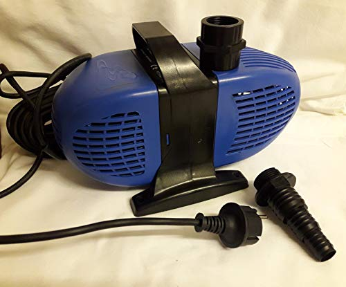 Teichpumpe Blau Bella ECO OBB-4500E / ODR Regelbar, auch bei uns zu Kaufen.