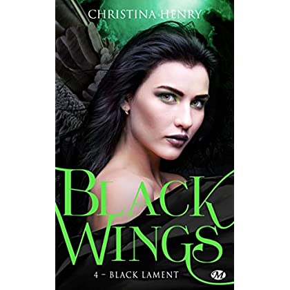 Black Wings, T4 : Black Lament