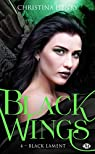 Black Wings, tome 4 : Black Lament par Henry