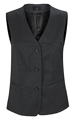 greiff Gilet dBasic Comfort Fit–Style 1249–plusieurs couleurs Gris - Anthracite