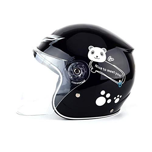 kelihood Casco Bimbo Casco Moto Regolabile per Bambini per Pattini A Rotella Bicicletta Hoverboard Skateboard E Altri Sport Estremi Proteggere Testa dagli Urti