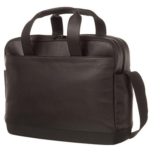 Sac Briefcase Classique Cuir