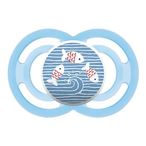 Standard-steg (MAM 66304811 - Perfect 6+ für Jungen, Blau)