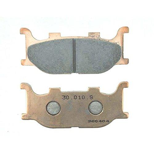 Preisvergleich Produktbild MetalGear Bremsbeläge vorne L / R für Yamaha XJ6 F 600 Diversion / ABS 1CW 2010 - 2011