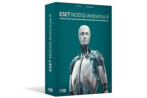Preisvergleich Produktbild ESET! NOD32 Antivirus UK Box 1U 3Y (ENA-Y1D3Y)