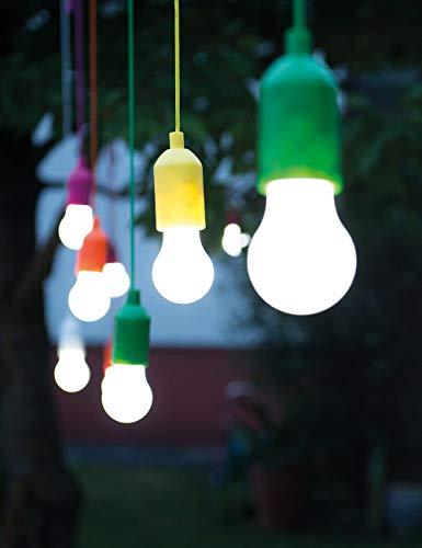 Zoom IMG-3 4 lampadine a led senza