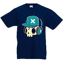 lepni.me T-Shirt per bambini The DJ!