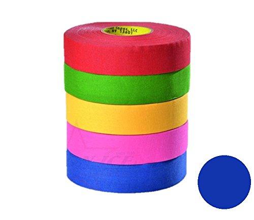 Abreißband, Tape Eishockey, 24mm, Schlägertape Länge 27 Meter (blau)