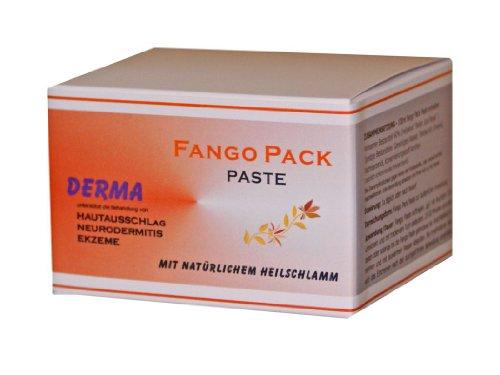 Fangopackung - Fango Derma Paste - 100ml - Heilschlamm - Packung/Maske - Beschwerden an der Haut - zur Regeneration