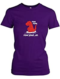 TEXLAB - Row your Oh - Damen T-Shirt
