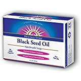 Black Seed Soap Fragrance Free Heritage Store 3.5 Oz Bar