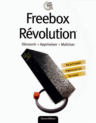 Freebox Révolution par Stéphanie Chaptal