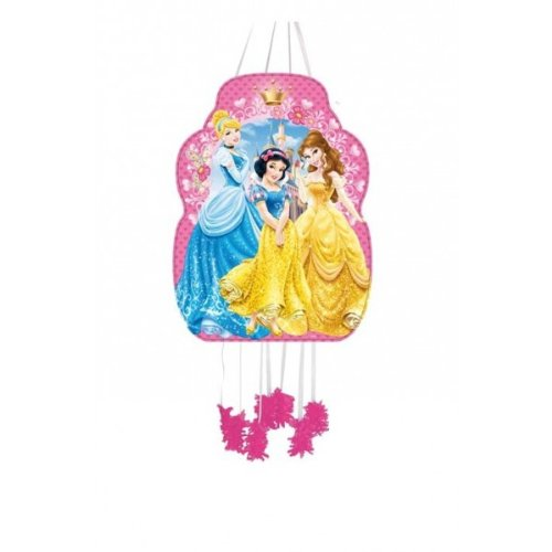Princesas-Disney-Piata-perfil-Luxury-33X46-cm-Verbetena-014200704